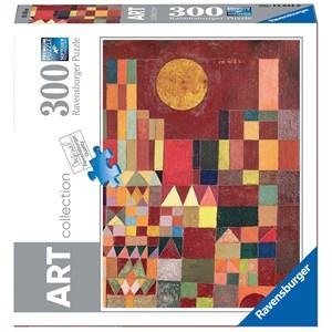 """Ravensburger (14844) - Paul Klee: """"Château et Soleil"""" - 300 pièces"""