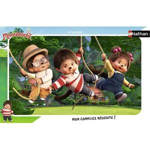 """Nathan (4005556861378) - """"Monchichi"""" - 15 pièces"""