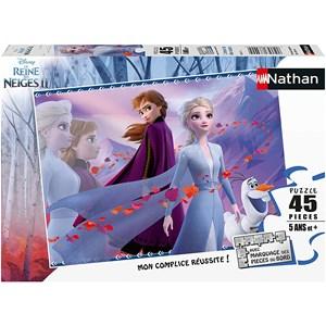 """Nathan (864515) - """"La Reine des Neiges"""" - 45 pièces"""