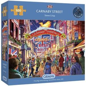 "Gibsons (G3124) - Steve Crisp: ""Carnaby Street"" - 500 pièces"