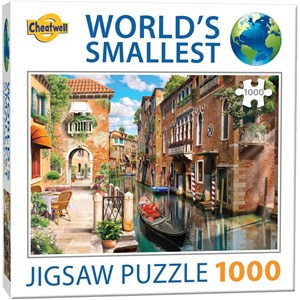 """Cheatwell Games (13985) - """"Venice Canals"""" - 1000 pièces"""