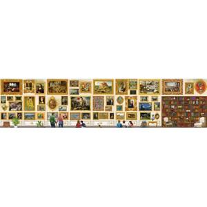 "Grafika (T-00944) - ""Travel around Art!"" - 54000 pièces"