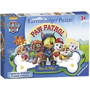 """Ravensburger (05536) - """"Pat Patrouille"""" - 24 pièces"""