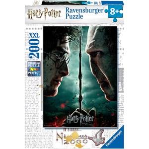 "Ravensburger (12870) - ""Harry Potter"" - 200 pièces"