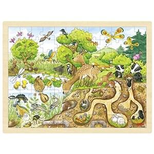 """Goki (57582) - """"Exploring Nature"""" - 96 pièces"""