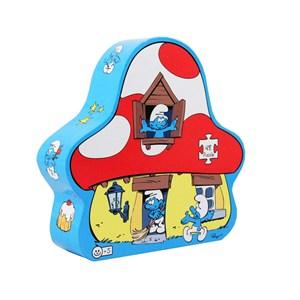 "Barbo Toys (8221) - ""Smurf"" - 48 pièces"