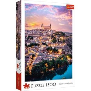 "Trefl (26146) - ""Toledo, Spain"" - 1500 pièces"
