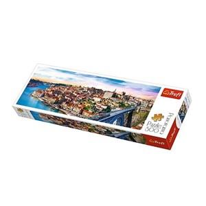 "Trefl (29502) - ""Porto, Portugal"" - 500 pièces"