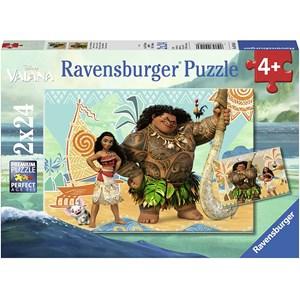 "Ravensburger (09156) - ""Disney Vaiana"" - 24 pièces"