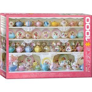 """Eurographics (6000-5341) - """"Le Buffet de Porcelaine"""" - 1000 pièces"""