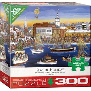"Eurographics (8300-5402) - Carol Dyer: ""Seaside Holiday"" - 300 pièces"