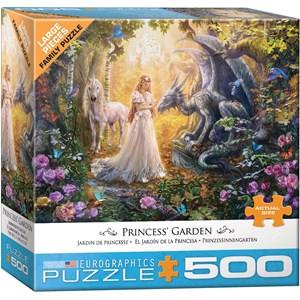 "Eurographics (6500-5458) - ""Princess' Garden"" - 500 pièces"