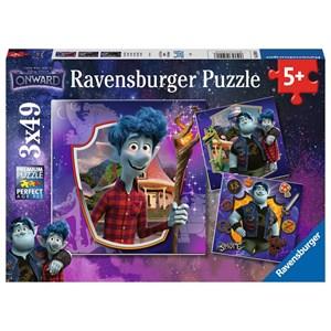 "Ravensburger (05091) - ""Onward"" - 49 pièces"
