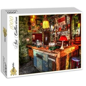 "Grafika (02805) - ""Ruin Bar in Budapest"" - 1000 pièces"