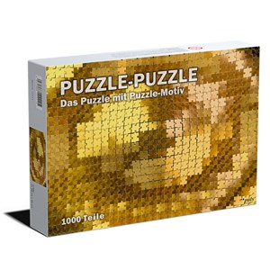 """Puls Entertainment (11111) - """"Puzzle-Puzzle"""" - 1000 pièces"""