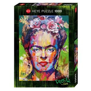 """Heye (29912) - """"Frida Kahlo"""" - 1000 pièces"""