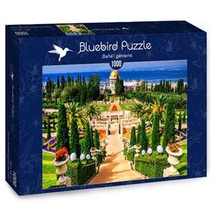 """Bluebird Puzzle (70265) - Adrian Chesterman: """"Bahá'í gardens"""" - 1000 pièces"""