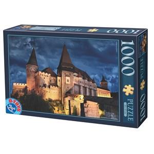 """D-Toys (74775) - """"Corvin Castle, Romania"""" - 1000 pièces"""
