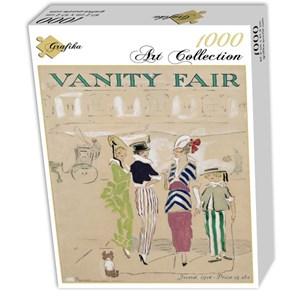 """Grafika (00604) - """"Couverture du Magazine Vanity Fair , 1914"""" - 1000 pièces"""