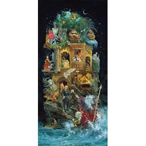 "SunsOut (67590) - James Christensen: ""Shakespearean Fantasy"" - 1000 pièces"
