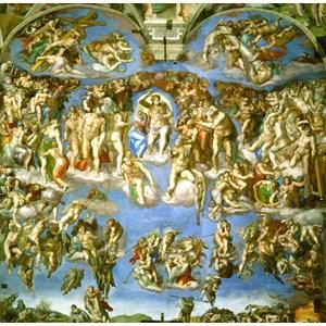 """Grafika (00725) - Michelangelo: """"Judgement Day"""" - 1500 pièces"""