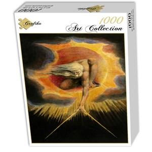 "Grafika (00524) - William Blake: ""Europe a Prophecy, 1794"" - 1000 pièces"