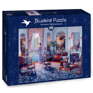 "Bluebird Puzzle (70335) - John O'Brien: ""Romantic Reminiscence"" - 1000 pièces"