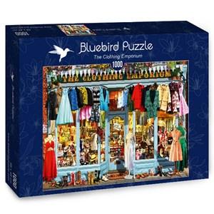 "Bluebird Puzzle (70338) - Garry Walton: ""The Clothing Emporium"" - 1000 pièces"