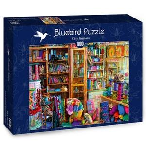 """Bluebird Puzzle (70331) - Aimee Stewart: """"Kitty Heaven"""" - 1000 pièces"""