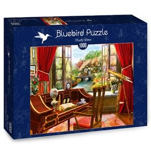 """Bluebird Puzzle (70320) - Dominic Davison: """"Study View"""" - 1000 pièces"""