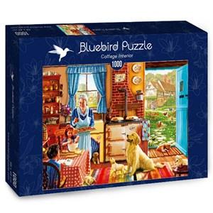 """Bluebird Puzzle (70323) - Steve Crisp: """"Cottage Interior"""" - 1000 pièces"""
