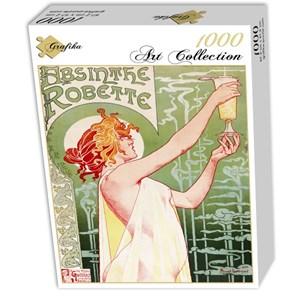 "Grafika (00496) - Henri Privat-Livemont: ""Absinthe Robette, 1896"" - 1000 pièces"