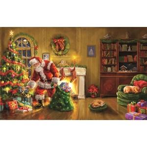 "SunsOut (60607) - Marcello Corti: ""Santa's Special Delivery"" - 550 pièces"