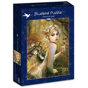 "Bluebird Puzzle (70174) - Bente Schlick: ""Touch of Gold"" - 1000 pièces"