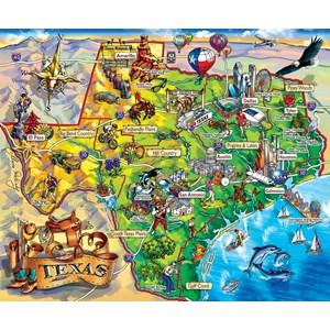 "SunsOut (20516) - Maria Rabinsky: ""Texas!!!"" - 1000 pièces"