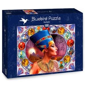 "Bluebird Puzzle (70131) - Andrew Farley: ""Nefertiti"" - 1000 pièces"