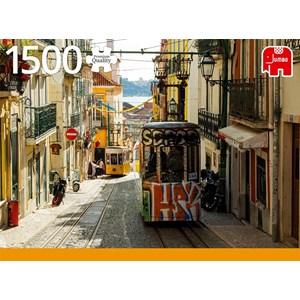 "Jumbo (18829) - ""Lisboa, Portugal"" - 1500 pièces"