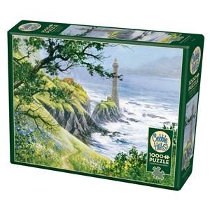 """Cobble Hill (80006) - Douglas Laird: """"Summer Lighthouse"""" - 1000 pièces"""