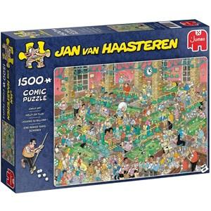 """Jumbo (20026) - Jan van Haasteren: """"Chalk Up!"""" - 1500 pièces"""