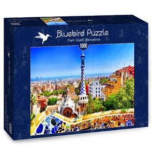 "Bluebird Puzzle (70273) - ""Park Güell, Barcelona"" - 1000 pièces"