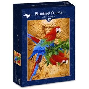"""Bluebird Puzzle (70103) - Graeme Stevenson: """"Aztec Rainbow"""" - 1500 pièces"""