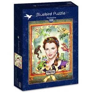 "Bluebird Puzzle (70089) - Charlsie Kelly: ""Maybelline"" - 1500 pièces"