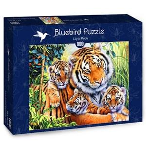 "Bluebird Puzzle (70080) - Jenny Newland: ""Lily's Pride"" - 1000 pièces"