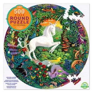 """eeBoo (EPZFUNG) - """"Unicorn Garden"""" - 500 pièces"""