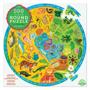"eeBoo (EPZFBOD) - ""Biodiversity"" - 500 pièces"