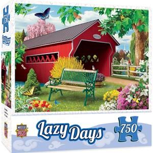 "MasterPieces (31815) - ""Lazy Days, Springtime"" - 750 pièces"