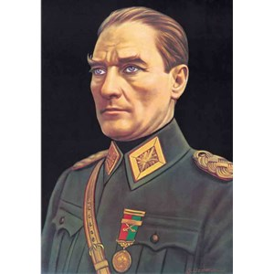 "KS Games (11083) - ""Atatürk"" - 500 pièces"