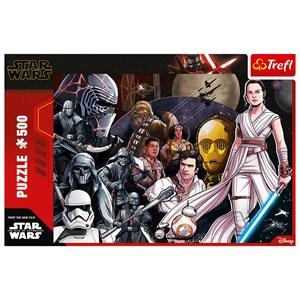 """Trefl (37375) - """"Star Wars 9"""" - 500 pièces"""