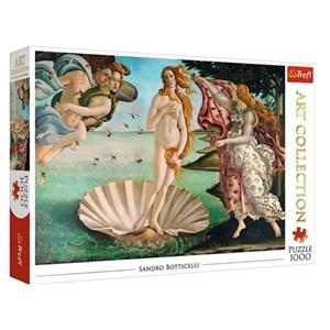 "Trefl (10589) - Sandro Botticelli: ""La Naissance de Venus"" - 1000 pièces"