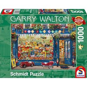 "Schmidt Spiele (59606) - Garry Walton: ""Toy Store"" - 1000 pièces"